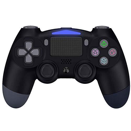 Controller Für PS4 Controller, GEEKLIN Wireless Controller für Playstation 4 / Playstation 3 / PC Touchpanel Joypad mit Dual Vibration Fernbedienung...