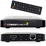 Octagon SX888 IP WL H265 Mini IPTV Box -vastaanotin Stalkerilla, m3u Playlist, VOD, Xtream, WebTV [USB, HDMI, LAN, WLAN] Full HD