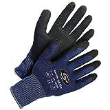 12 Paar KORSAR KORI-GRIP-SOFT-BLUE Gartenhandschuhe Arbeitshandschuhe 9(L)