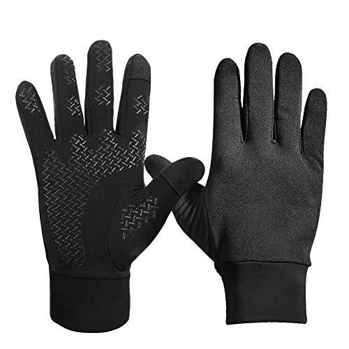 boildeg Fahrradhandschuhe Radsporthandschuhe rutschfeste und sto/ßd/ämpfende Mountainbike Handschuhe mit Signalfarbe geeiget Unisex Herren Damen