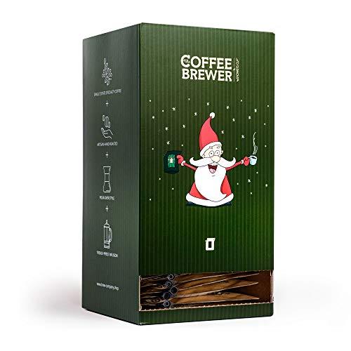 Gourmet Kaffee Adventskalender 2020 für Kaffeeliebhaber -...
