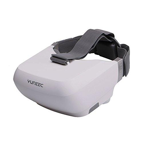 Yuneec Skyview, FPV Brille für Multikopter (passend für Typhoon H, Tornado H920), Virtual Reality Gaming, 5 Zoll HD Display, HDMI Ausgang
