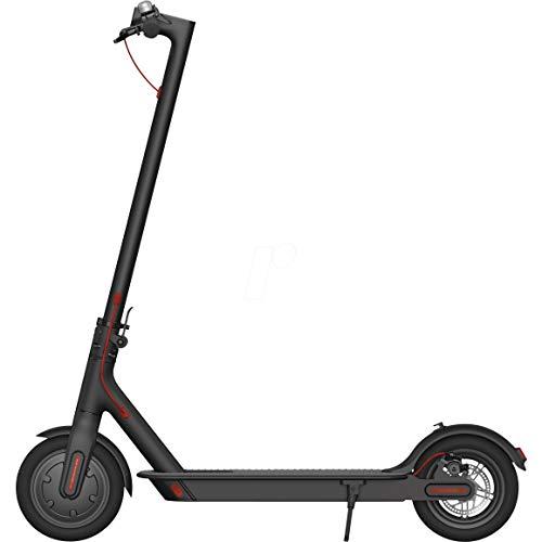 Xiaomi Mi Electric Scooter M365 Faltbarer E-Scooter OHNE Straßenzulassung (ABE) + Appanbindung aus Luftfahrtaluminium (max Geschwindigkeit 25km/h,...