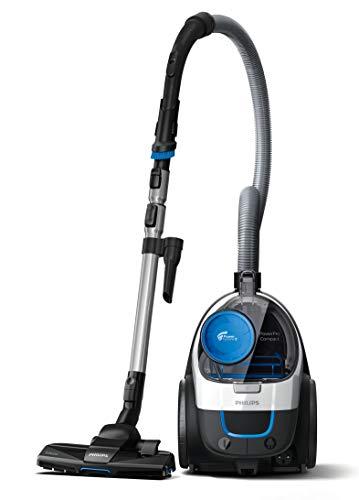Philips beutelloser Staubsauger PowerPro Compact FC9332/09 (sehr niedriger Stromverbrauch bei hoher Leistung, 1,5 L Staubvolumen, integriertes...