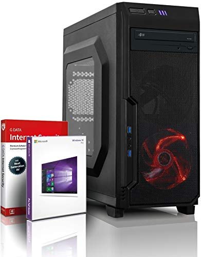 Ultra 8-Kern SSD DirectX 12 Gaming-PC Computer FX 8300 8x4.20 GHz Turbo - GeForce GTX1050 Ti 4GB DDR5-16GB DDR3 1600-240GB SSD - 1000GB HDD -...