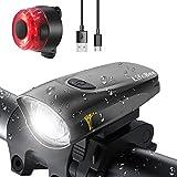 LIFEBEE LED-fietslicht, USB-fietslicht ...