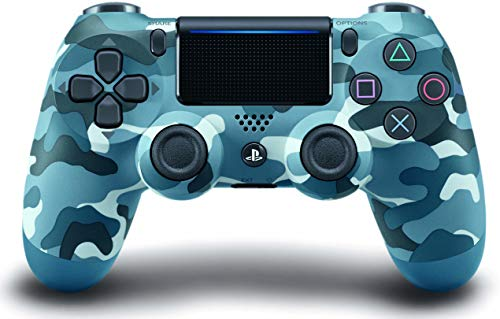 Sony DualShock 4 Gamepad PlayStation 4 Blau, Camouflage Gamepad PlayStation 4
