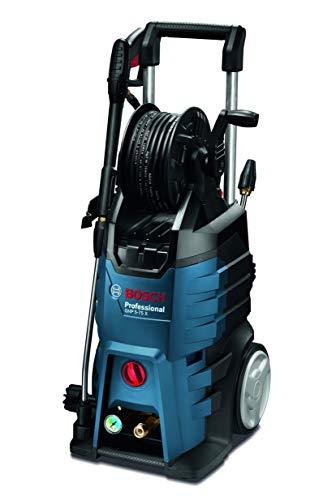Bosch Professional Hochdruckreiniger GHP 5-75 X (max. Druck 185 bar, 2.600 Watt, inkl. Bosch-Pistole, Rotordüse, verstellbare 3-in-1-Lanze)