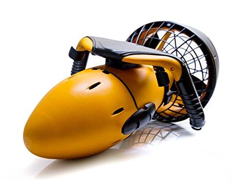 SeaScooter Unterwasser Tauchscooter Wasser Propeller Scooter 300W bis zu 6km/h schnell toller Unterwasser Spass