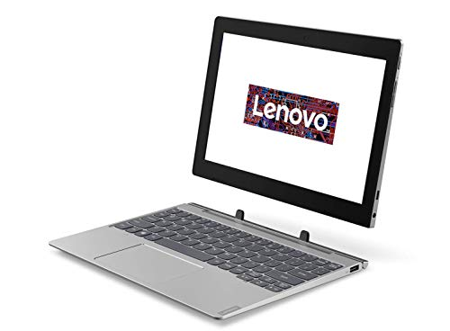 Lenovo IdeaPad D330 25,4 cm (10,1 Zoll HD IPS matt) 2-in-1 Tablet (Intel Celeron N4000, 4GB RAM, 64GB eMMC, Intel UHD Grafik 600, Wi-Fi, Windows 10...