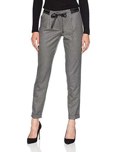 Больше и больше женские брюки брюки, серый (гранит 0778), W28 / L27 (размер производителя: 36)