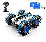 Kriogor 4WD Ferngesteuertes Auto, 2.4Ghz 1/18 Wasserdicht RC Stunt Auto mit 360...