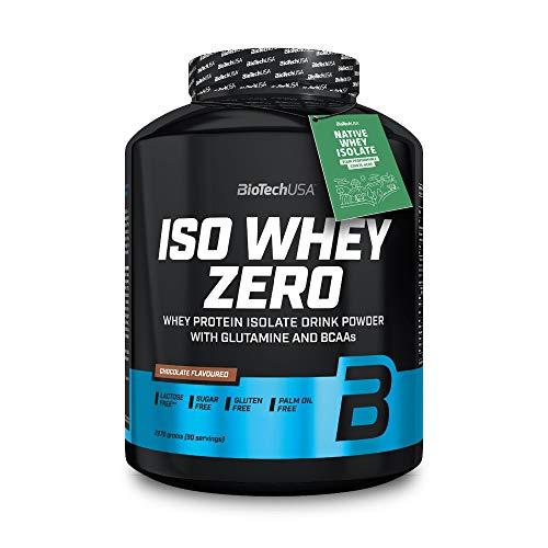 Biotech USA Iso Whey Zero, Schoko, (1 x 2.27 kg)