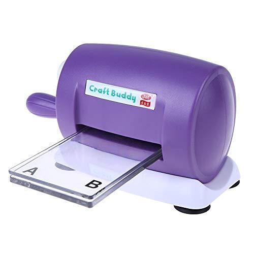 Occitop Stanz-/Pr?gemaschine, für Hobbybastler, Scrapbooking, Papierschneider, Karton