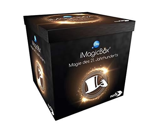 Noris 606321758 iMagicBox, die Magie des 21. Jahrhunderts Deckel auf und los geht's mit der großen Show ab 8 Jahren