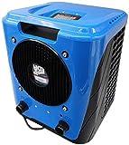well2wellness Wärmepumpe Hot Splash 3,35 - Poolheizung mit Einer Heizkapazität...