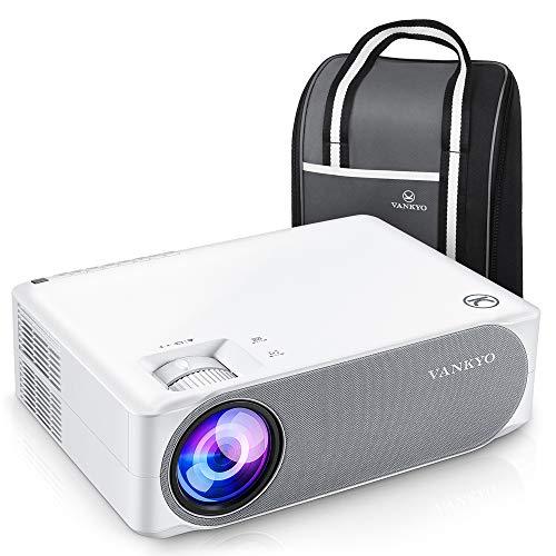 Beamer 7000 Lux, Native 1080p Beamer Full HD, VANKYO Performance V630 Beamer...