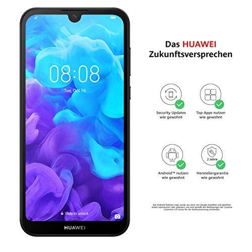 HUAWEI Y5 2019 Dual SIM Smartphone (14, 5 cm (5, 71 Zoll), 16GB ROM, 2GB RAM,...