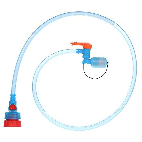 Wasserflasche Trinkschlauch Schlauch Trinkblase Reservoir Pack Rucksack System...