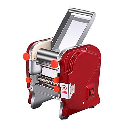 SuoYn Nudelmaschine 370W Edelstahl for Gewerbe Elektro-Nudelmaschine Dough Roller Nudel-Schneidemaschine Nudel Breite 15CM Noodle Breite 0,1mm / 20mm...