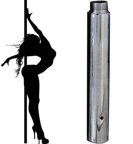 1 x Profi Tanzstangenverlängerung 250mm für Ø 45mm GoGo Pole Dance Tabledance Strip Stange Static + Spinning Tanzstange Balett Zuhause Stangentanz...