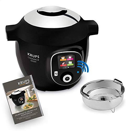 Krups CZ7158 Cook4Me+ Connect Multikocher (1600 Watt, elektrischer...