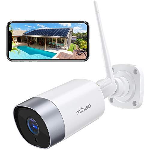 Mibao WLAN IP Kamera Outdoor,Überwachungskamera 1080P...