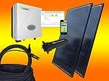 600 watt balkoncentrale ZONDER montagemateriaal / zonnestelsel met ...