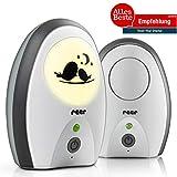 reer 50070 baby monitor Rigi Digital - tap-proof, low-radiation, night light, intercom function