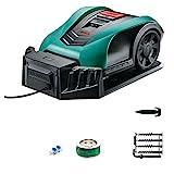 Kosiarka automatyczna Bosch Indego 350 (szerokość cięcia 19 cm, ...