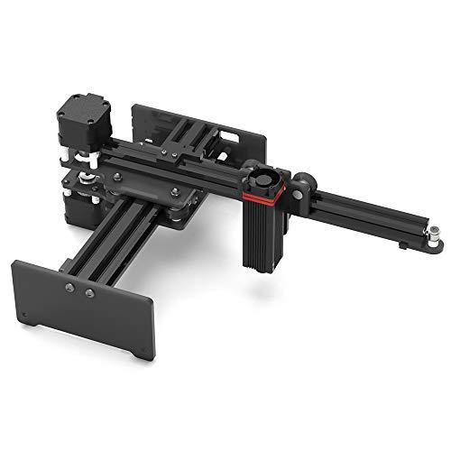 KKmoon 20W Graviermaschine Tragbare Desktop Laserengraver, Mini Carver DIY Logo Markierungsdrucker Für Metallgravur und Tiefholzgravur,【Mit...