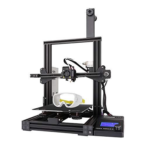 ANYCUBIC 3D Drucker Mega Zero 2.0, schnelle Erwärmung, FDM Drucker mit...