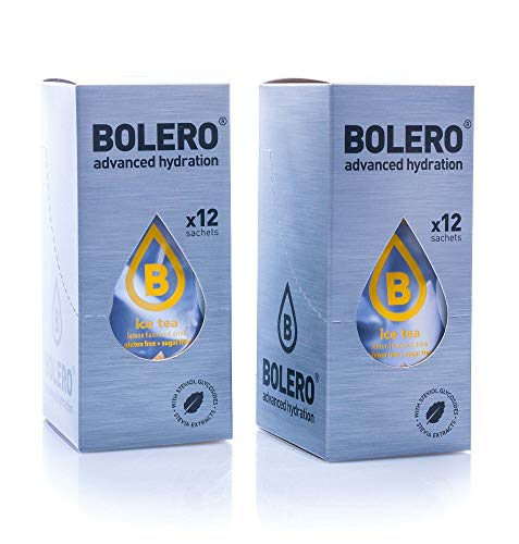 Bolero Drinks Ice Tea Lemon 24 x 8g