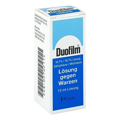 Duofilm, 15 ml Lösung