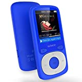 MP3 Player Sport, HiFi 16 GB MP3 Player mit Kopfhörer Sport,...
