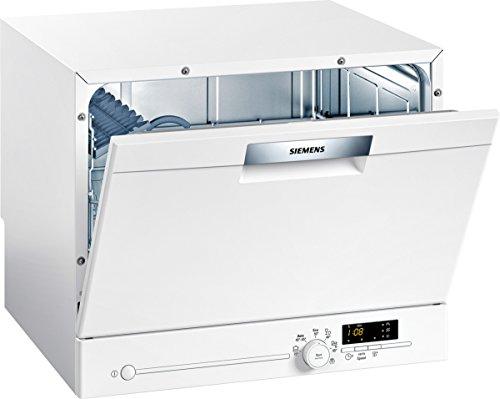Siemens SK26E221EU iQ300 speedMatic Compact-Geschirrspüler / A+ / 6 MGD /...