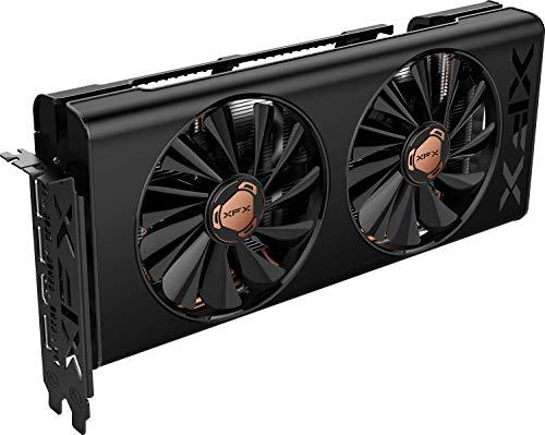 XFX RX 5500 XT Thicc II Pro 8GB GDDR6 3xDisplay Port HDMI PCI-Express 4.0 Grafikkarte RX-55XT8DFD6
