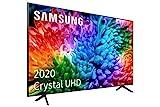Samsung Crystal UHD 2020 - Smart TV