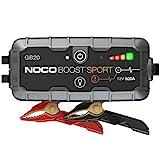 NOCO Boost Sport GB20 500A 12V UltraSafe Starthilfe...