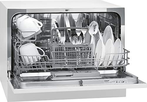Bomann TSG 708 Tisch-Geschirrspüler (Energieklasse A+, Platz für 6...