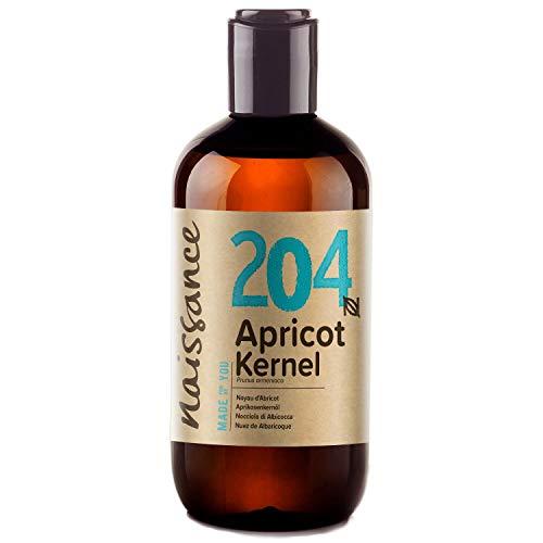 Naissance Aprikosenkernöl (Nr. 204) 250ml - rein, natürlich, vegan,...