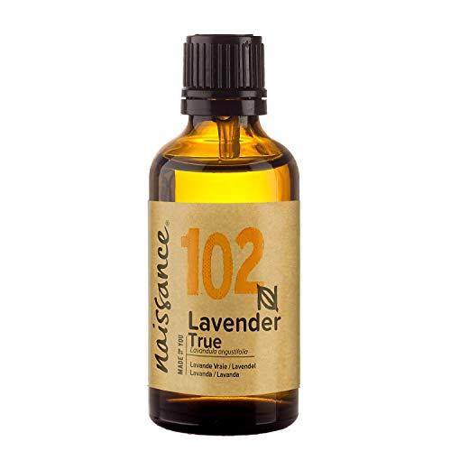Naissance Lavendelöl (Nr. 102) 50ml 100% natürliches ätherisches Öl