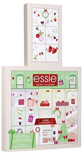 Essie Adventskalender 2020 Nagellack - 24 hochwertige...