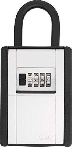ABUS Schlüsseltresor KeyGarage 797 mit Bügelhalterung | individuell einstellbarer Zahlencode | wetterfest | passend für Schlüssel und...