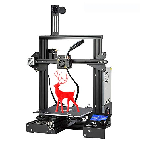 3D-Drucker Creality Ender 3, neue Version Ender 3 mit erschwinglichem Open...