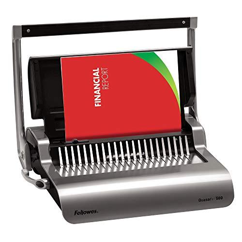 ProfiOffice/® 75 Teile Starterset f/ür Plastikbindeger/ät Binder/ücken 61995 Deckbl/ätter