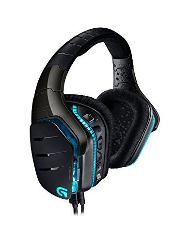 Logitech G633 Artemis Spectrum Pro, Gaming Headset, 7.1 Surround Sound, DTS...
