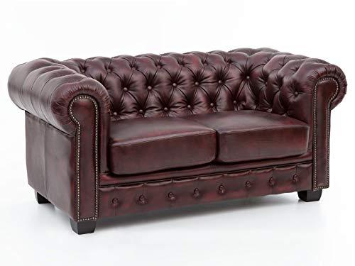 Echt Leren Slaapbank.Couch Red Leather Top 10 Eerlijke Tests