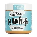 ManiLife - Original Roast Crunchy Peanut Butter - pindakaas met stukjes pinda - 295 g