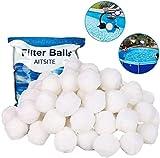Aitsite filterballen 1300g 14.8 liter filterballen (met ...